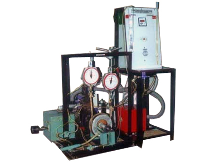 Variable Compresstion Petrol Engine Test Rig
